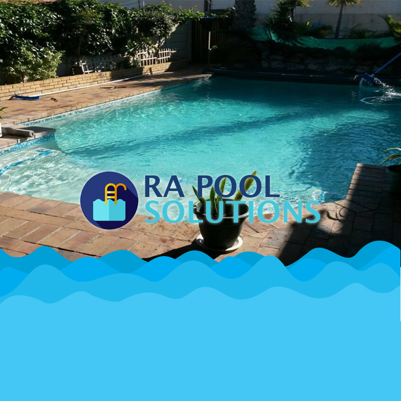 RA Pool Solutions Website