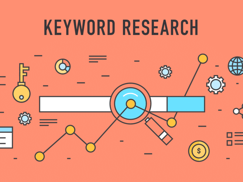 Search Engine Optimisation keyword research