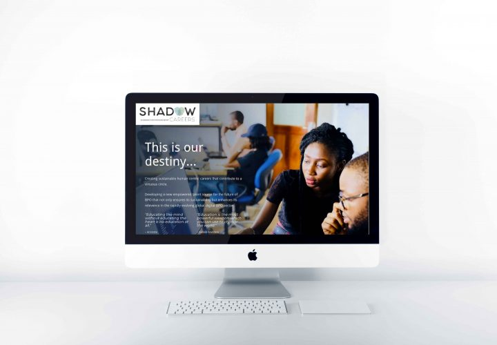 shadow careers mockup